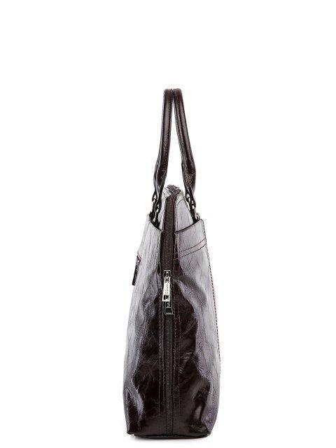 Коричневая сумка классическая S.Lavia (Славия) - артикул: 484 048 12 - ракурс 2