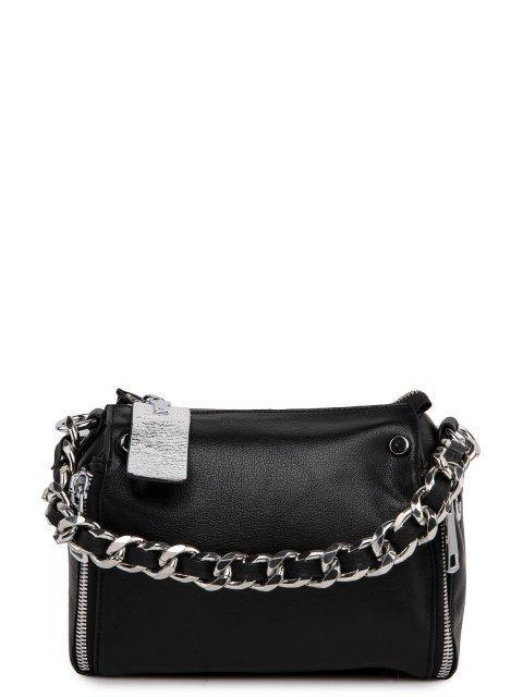 Чёрная сумка планшет Polina - 5999.00 руб