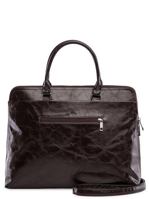 Коричневая сумка классическая S.Lavia (Славия) - артикул: 484 048 12 - ракурс 3