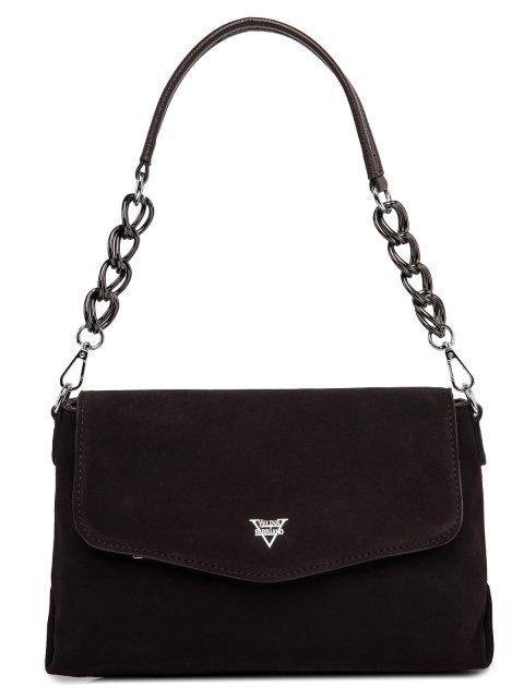 Коричневая сумка планшет Fabbiano - 3599.00 руб
