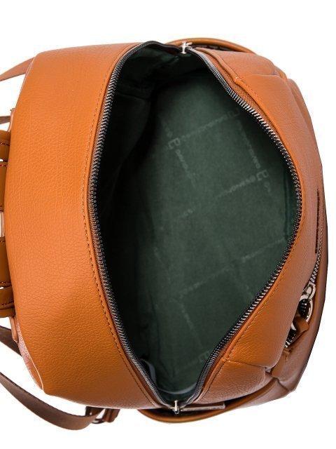 Рыжий рюкзак David Jones (Дэвид Джонс) - артикул: 0К-00026259 - ракурс 4