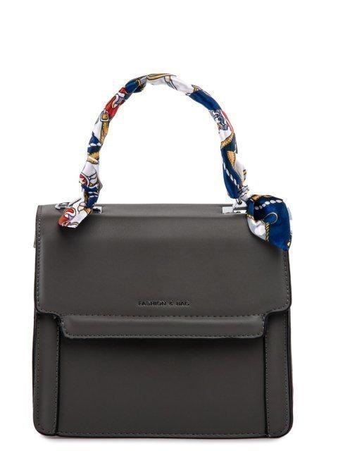 Серый портфель Angelo Bianco - 2299.00 руб