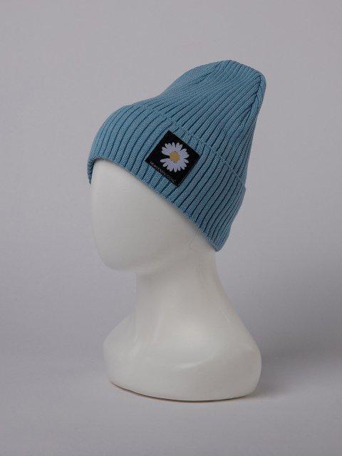 Голубая шапка Classic - 599.00 руб