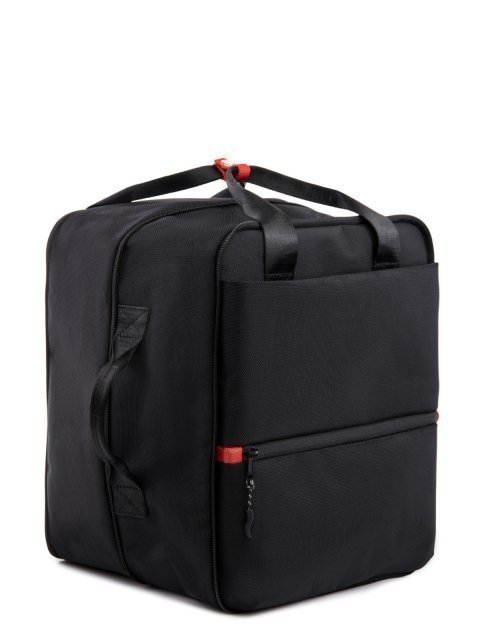 Чёрный рюкзак S.Lavia (Славия) - артикул: 00-100 000 01 - ракурс 4