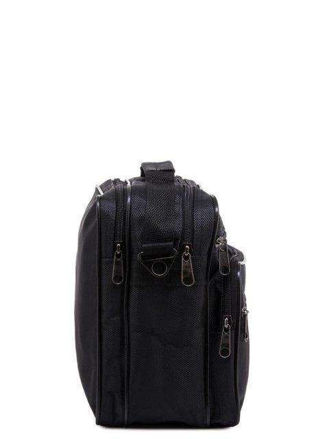 Чёрная сумка классическая S.Lavia (Славия) - артикул: 0К-00002495 - ракурс 2