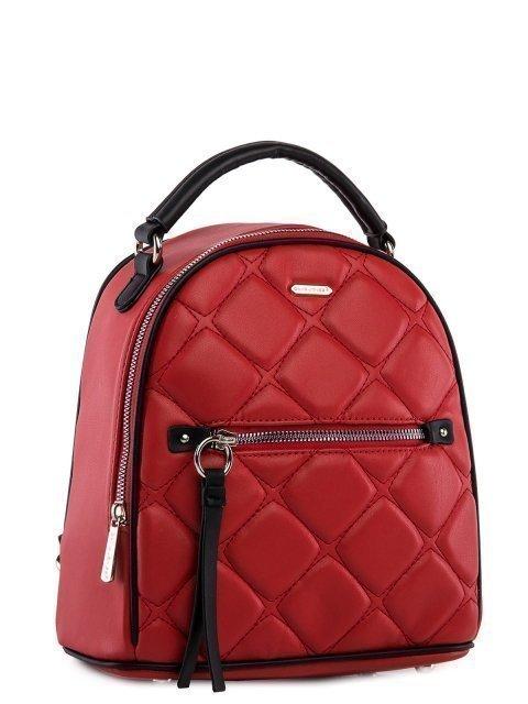 Красный рюкзак David Jones (Дэвид Джонс) - артикул: 0К-00025963 - ракурс 1