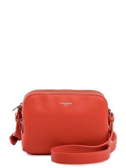 Коралловая сумка планшет David Jones - 2399.00 руб