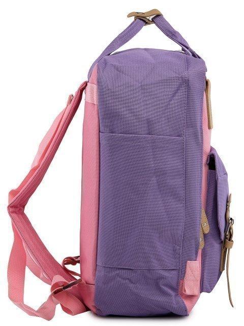 Розовый рюкзак Kanken (Kanken) - артикул: 0К-00029028 - ракурс 2