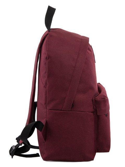 Бордовый рюкзак S.Lavia (Славия) - артикул: 00-03 000 03 - ракурс 2