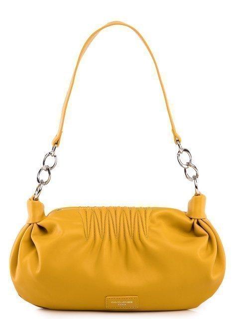 Жёлтая сумка планшет David Jones - 2499.00 руб