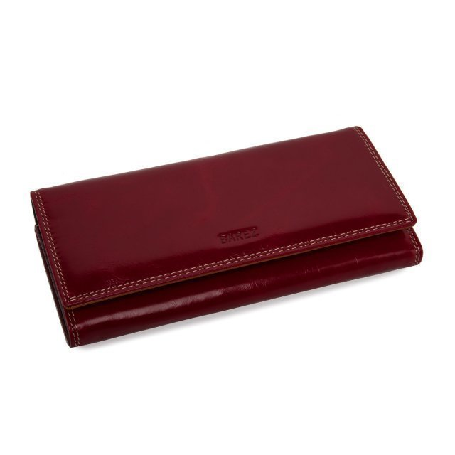 Красное портмоне Barez - 2099.00 руб