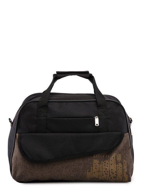 Коричневая дорожная сумка Lbags - 1060.00 руб