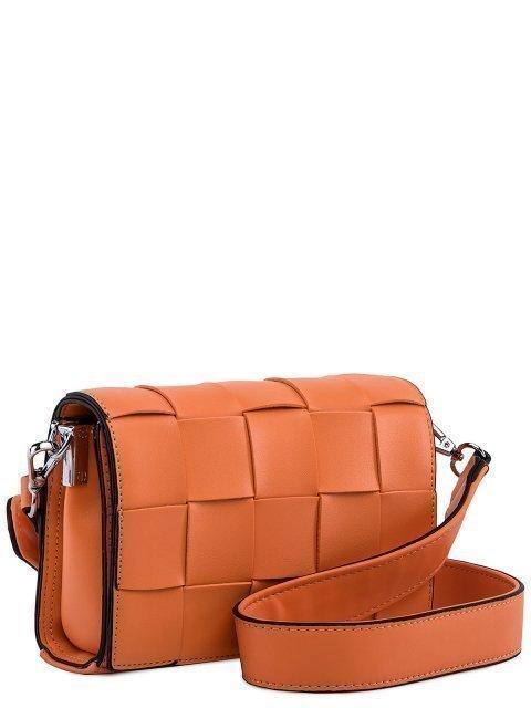 Оранжевая сумка планшет Fabbiano (Фаббиано) - артикул: 0К-00023507 - ракурс 1