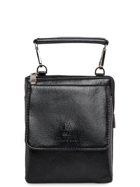 Чёрная сумка планшет Bradford - 1596.00 руб