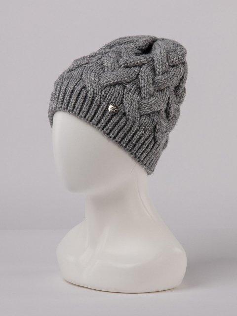Серая шапка Baitex - 599.00 руб