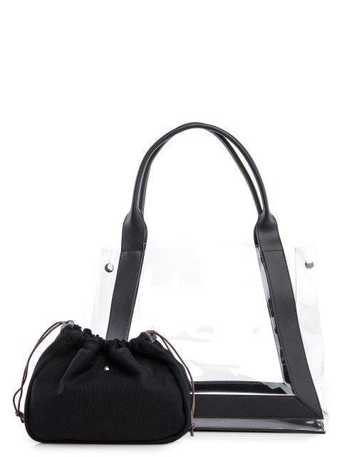 Чёрная сумка классическая Angelo Bianco - 2199.00 руб