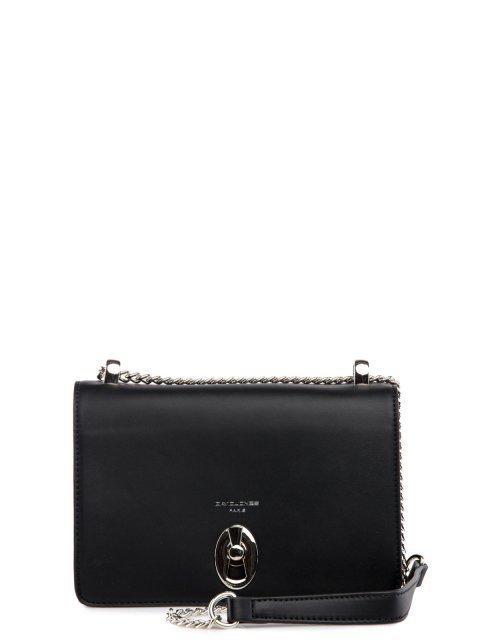 Чёрная сумка планшет David Jones - 2599.00 руб