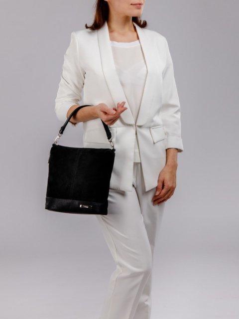 Чёрная сумка планшет S.Lavia (Славия) - артикул: 251 99 01 - ракурс 5