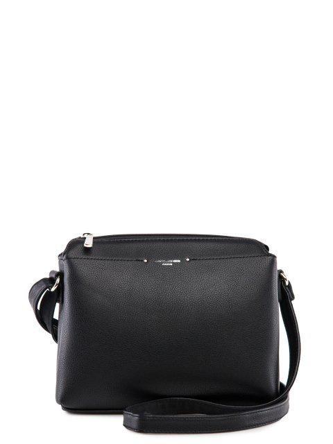 Чёрная сумка планшет David Jones - 2399.00 руб