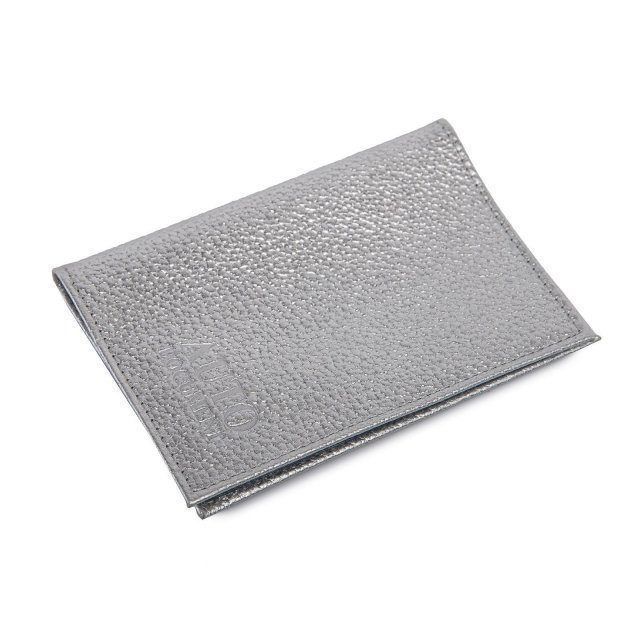 Серебряная обложка для документов Кайман - 399.00 руб