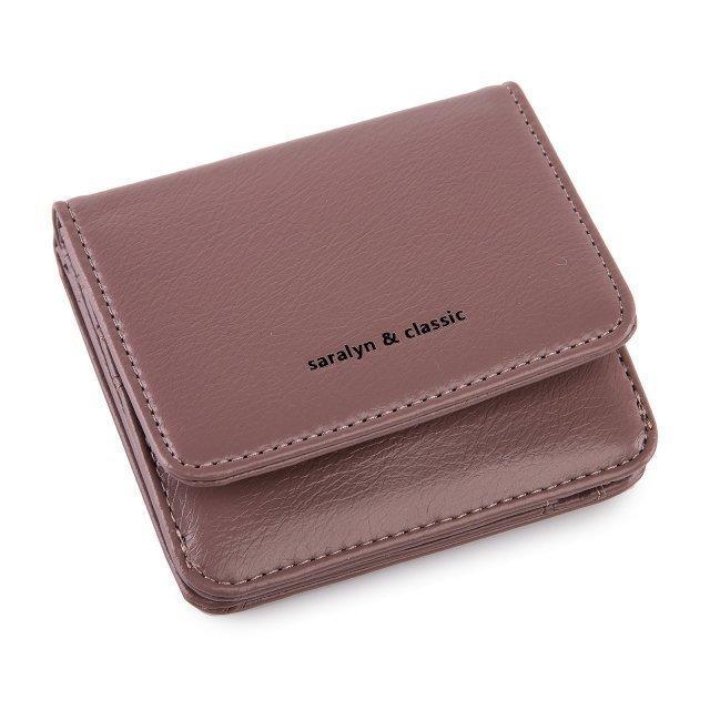 Розовое портмоне Barez - 720.00 руб