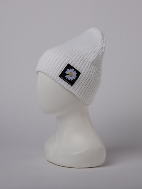 Белая шапка Classic - 599.00 руб