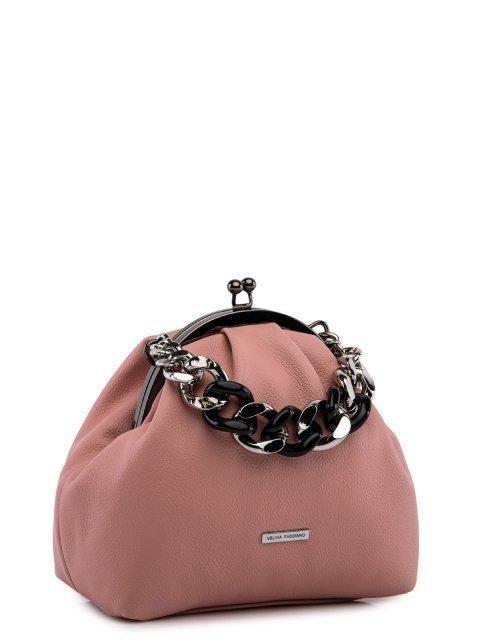 Розовая сумка планшет Fabbiano (Фаббиано) - артикул: 0К-00023501 - ракурс 1