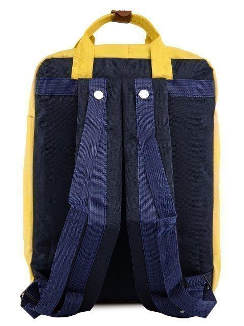 Синий рюкзак Kanken (Kanken) - артикул: 0К-00029027 - ракурс 3