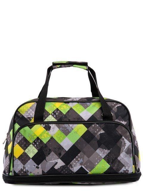 Зелёная дорожная сумка Lbags - 1199.00 руб
