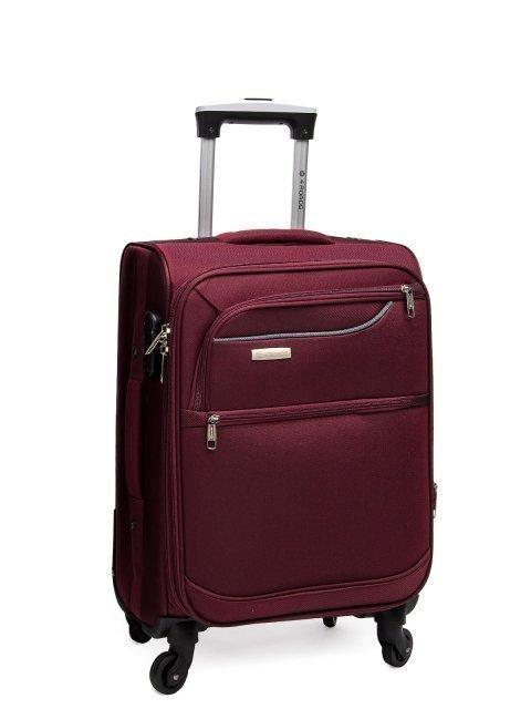 Бордовый чемодан 4 Roads - 6099.00 руб