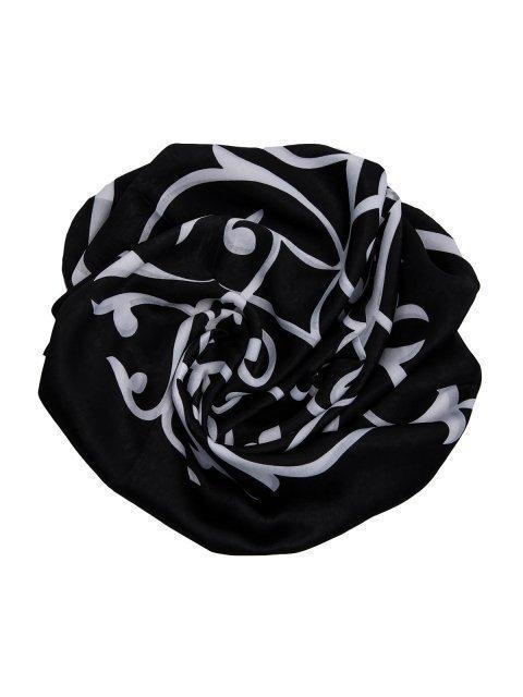Чёрный платок Палантин - 770.00 руб