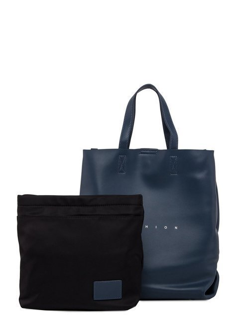 Синий шоппер Polina - 5999.00 руб
