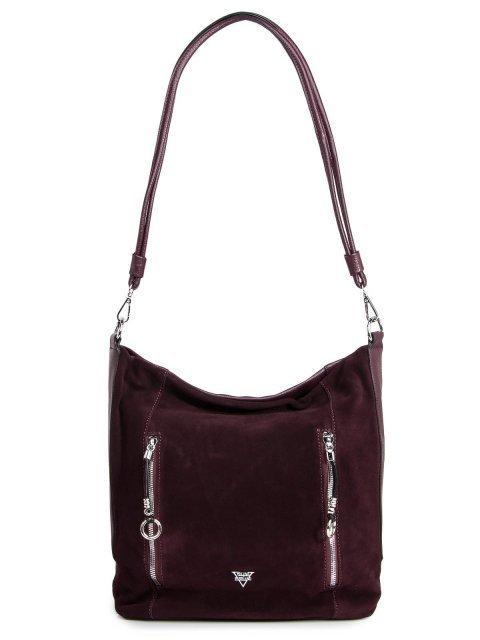Бордовая сумка мешок Fabbiano - 3509.00 руб