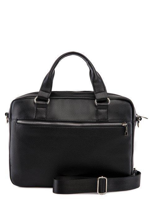 Чёрная сумка классическая S.Lavia (Славия) - артикул: 1167 902 01.14  - ракурс 3