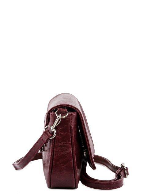 Бордовая сумка планшет S.Lavia (Славия) - артикул: 1115 873 03 - ракурс 2