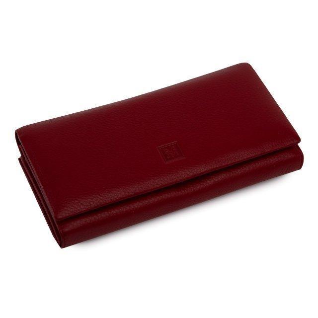 Красное портмоне S.Style - 2790.00 руб