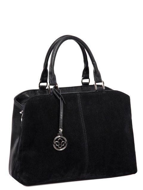 Чёрная сумка классическая S.Lavia (Славия) - артикул: 970 99 01 - ракурс 1