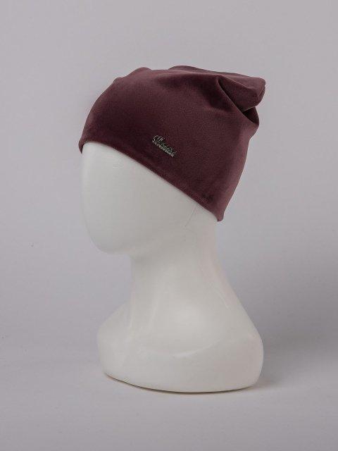 Сиреневая шапка Classic - 599.00 руб