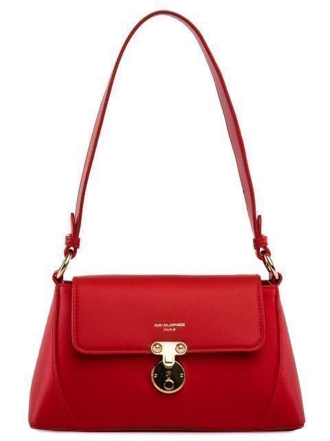 Красная сумка планшет David Jones - 2799.00 руб