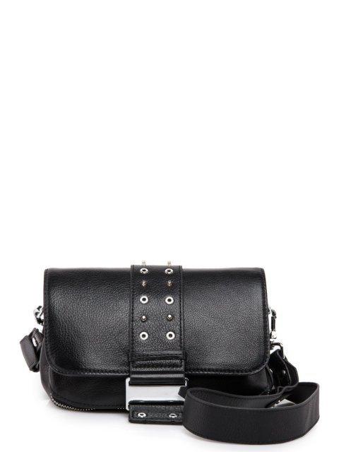Чёрная сумка планшет Polina - 5399.00 руб