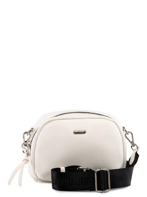 Белая сумка планшет David Jones - 1799.00 руб