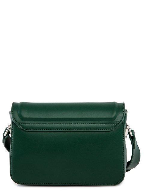 Зелёная сумка планшет David Jones (Дэвид Джонс) - артикул: 0К-00026112 - ракурс 3