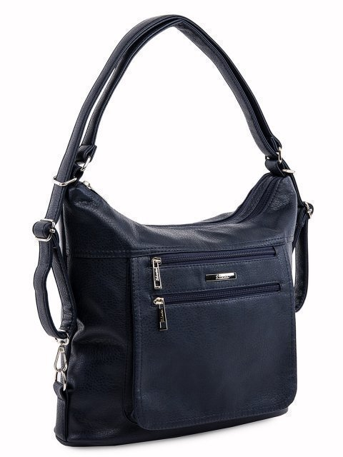 Синяя сумка мешок S.Lavia (Славия) - артикул: 957 860 70  - ракурс 1
