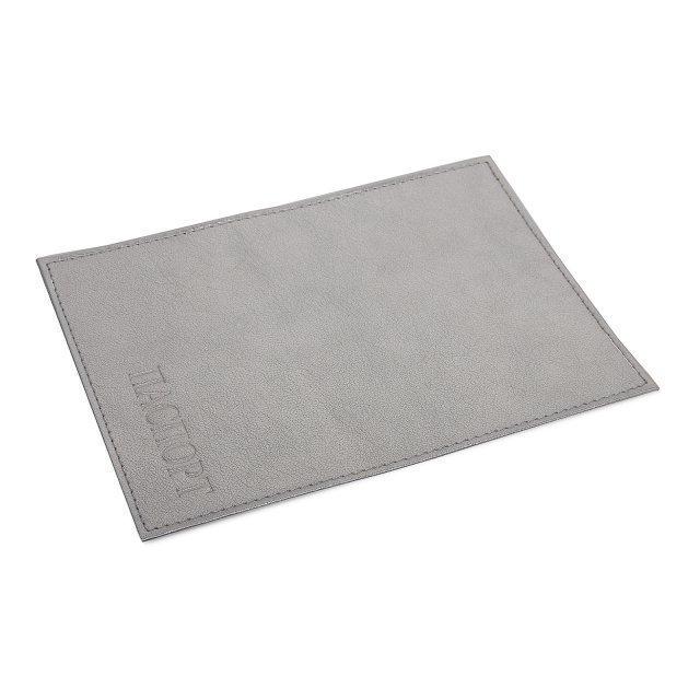 Серебряная обложка для документов Кайман - 299.00 руб