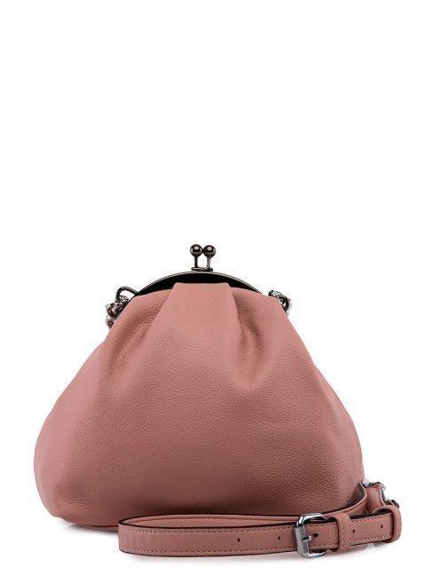 Розовая сумка планшет Fabbiano (Фаббиано) - артикул: 0К-00023501 - ракурс 3