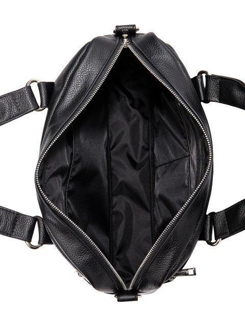 Чёрная сумка классическая S.Lavia (Славия) - артикул: 1167 902 01.14  - ракурс 4