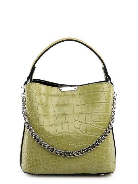 Зелёная сумка планшет Angelo Bianco - 2999.00 руб