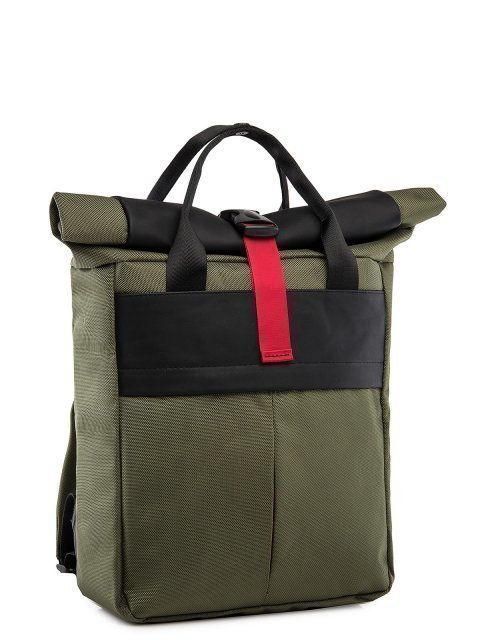 Зелёный рюкзак S.Lavia (Славия) - артикул: 00-91 000 35 - ракурс 1