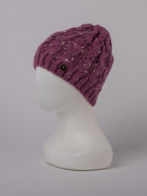 Сиреневая шапка Classic - 699.00 руб