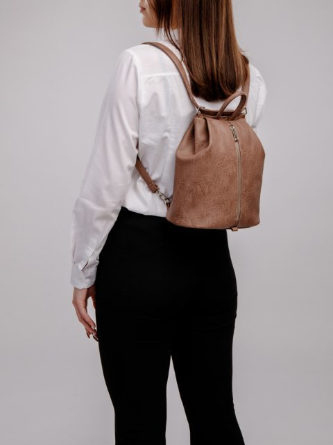 Коралловый рюкзак S.Lavia (Славия) - артикул: 1128 598 43 - ракурс 6